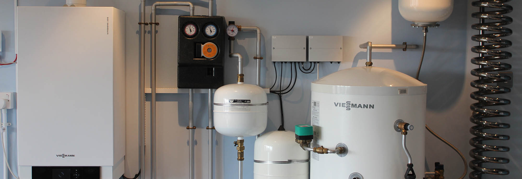 High Efficiency Viessmann Gas Boilers