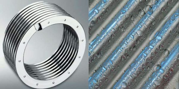 Inox-Radial Stainless Steel Heat Exchanger Winchester