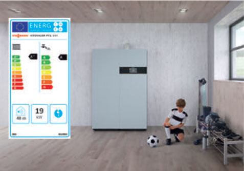 CHP great heating in your home
