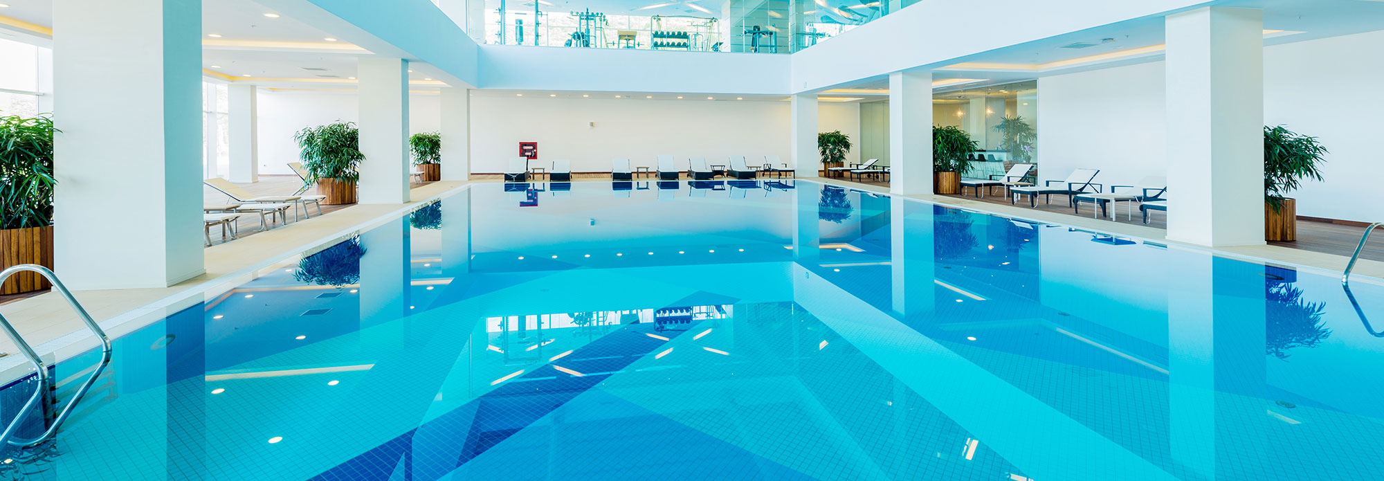 Swimming pool heating solutions
